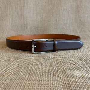Polo Ralph Lauren Men's Belt Brown Leather Size 36